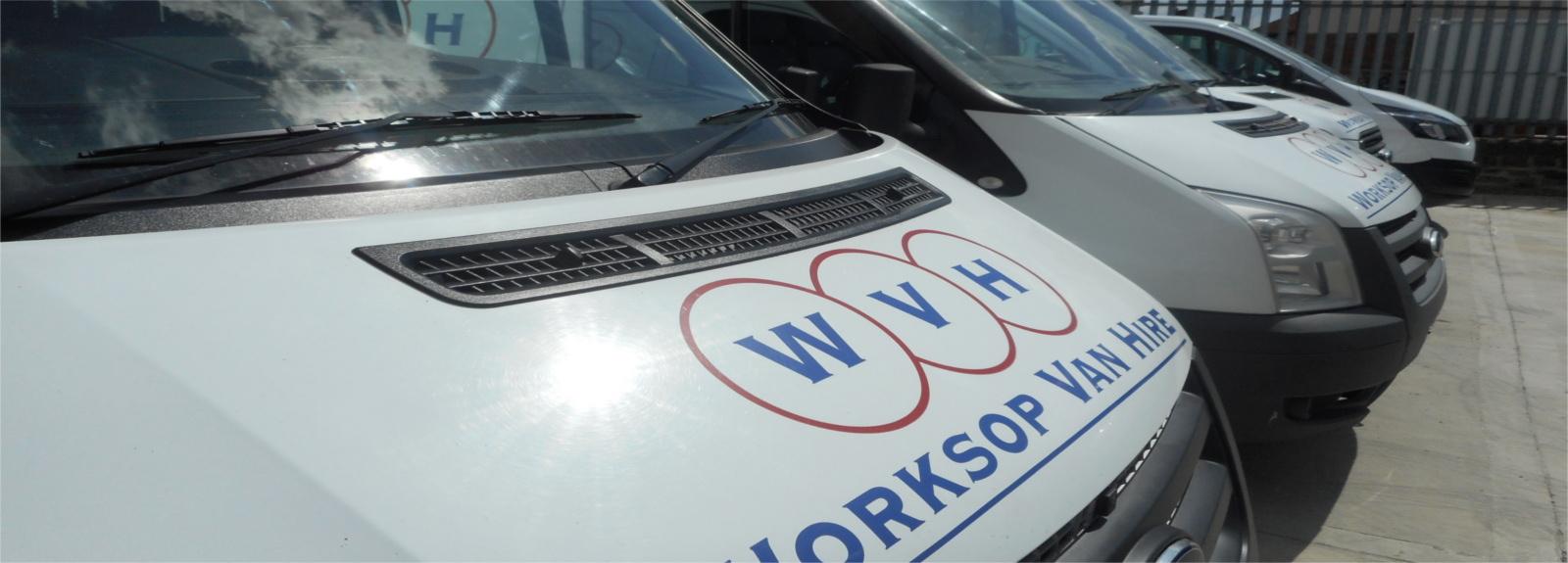 Welcome To Worksop Van Hire Van Rental In Nottinghamshire Van Hire