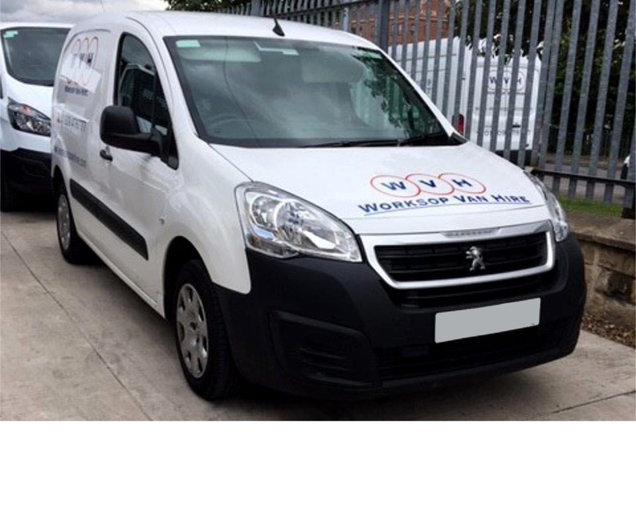 1370b0ce2f ... need a BIG van but are nevertheless looking for a sturdy and spacious  workhorse with a host of great features this is the van for you. Small Van  Rental