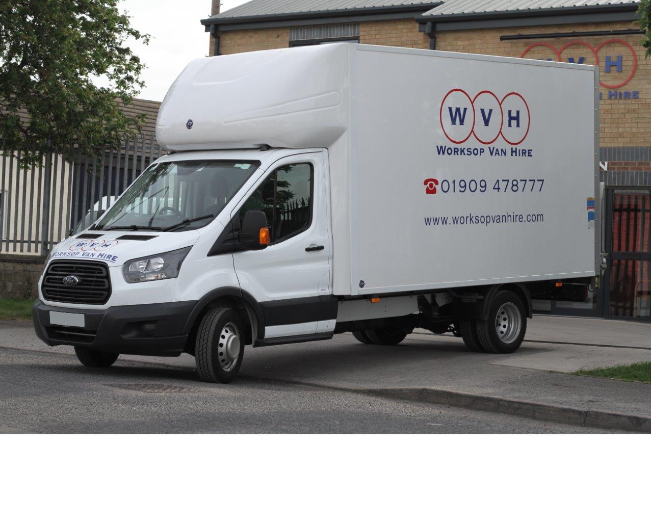 welcome to worksop van hire van rental in nottinghamshire. Black Bedroom Furniture Sets. Home Design Ideas